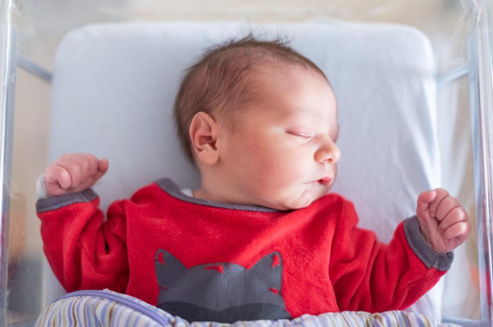 Photos de naissance en maternité Christophe Lefebvre photographe