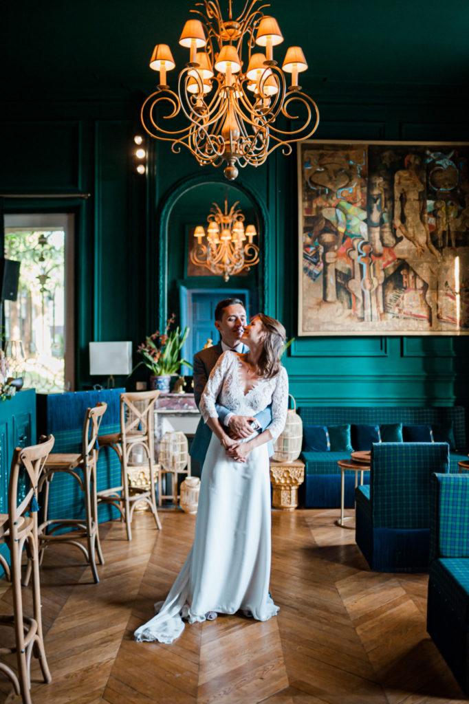 Mariage au domaine du Chesney Eure Normandie