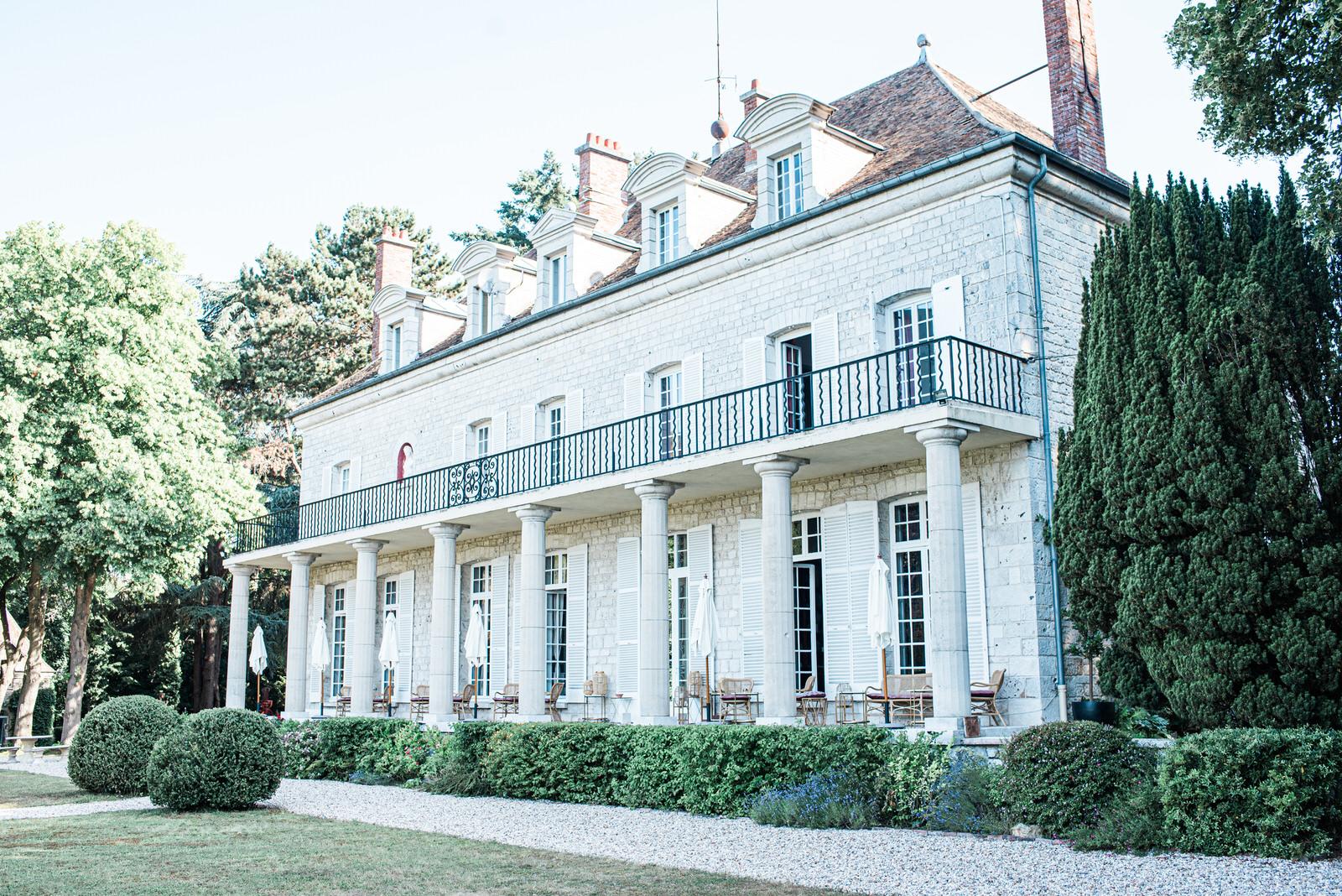 Mariage au Domaine du Chesney