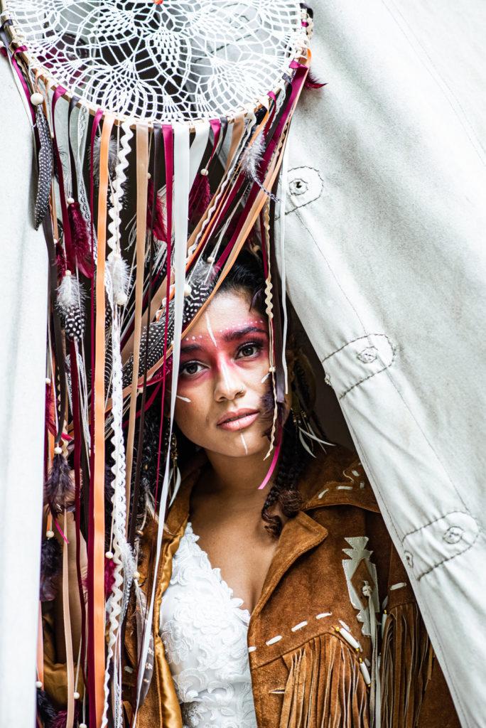 Christophe Lefebvre Photographe Seine-et-Marne mariage amérindien