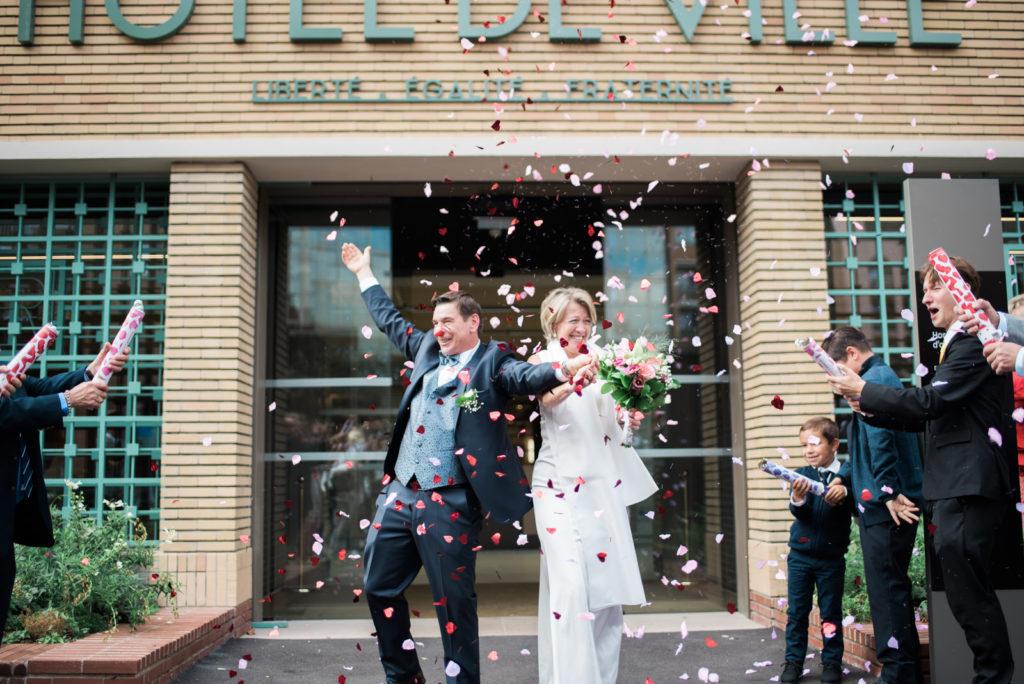 La Mairie - Christophe Lefebvre Photographe mariage Ile de France et Normandie