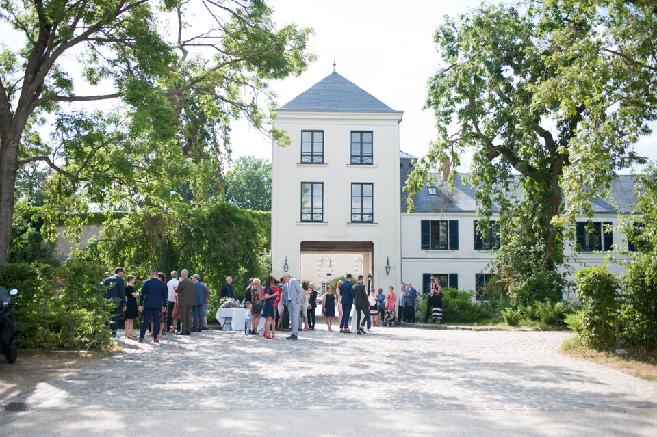 Christophe Lefebvre Photographe mariage Domaine Quincampoix