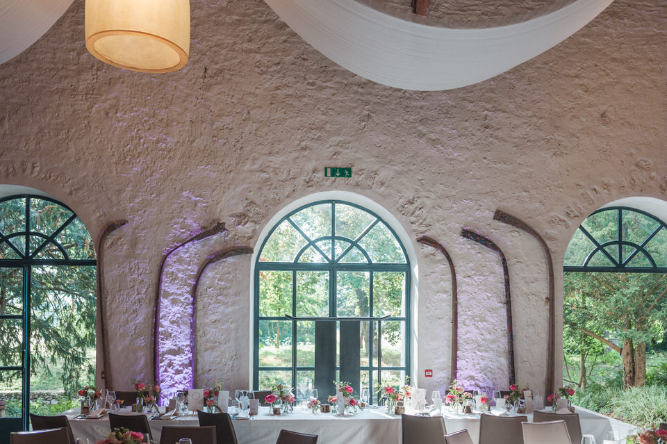 La table d'honneur - Domaine Quincampoix Christophe Lefebvre Photographe mariage