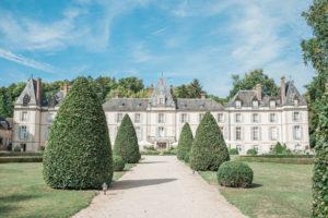 Christophe Lefebvre Photographe mariage chateau Aveny