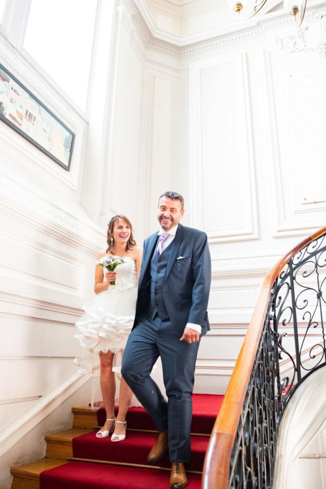 Christophe Lefebvre Photographe mariage intérieur mairie maisons laffitte-31