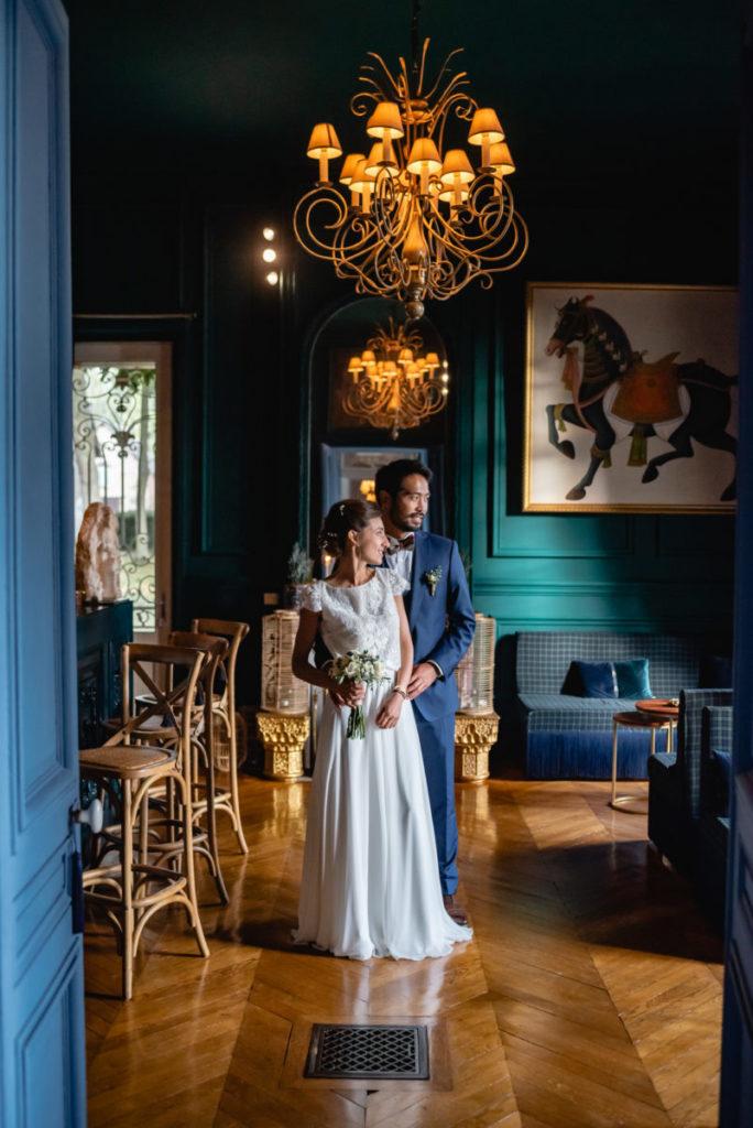 photo de couple Domaine du Chesney mariage Vernon Eure 27 Christophe Lefebvre Photographe